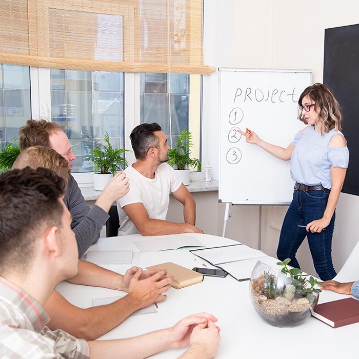 Cursos para empresas en Alos Idiomas