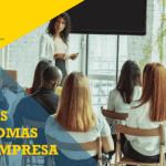 cursos e idiomas empresa